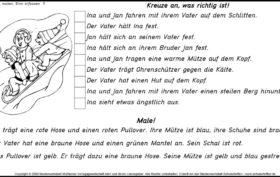 deutsch blätter zum ausdrucken