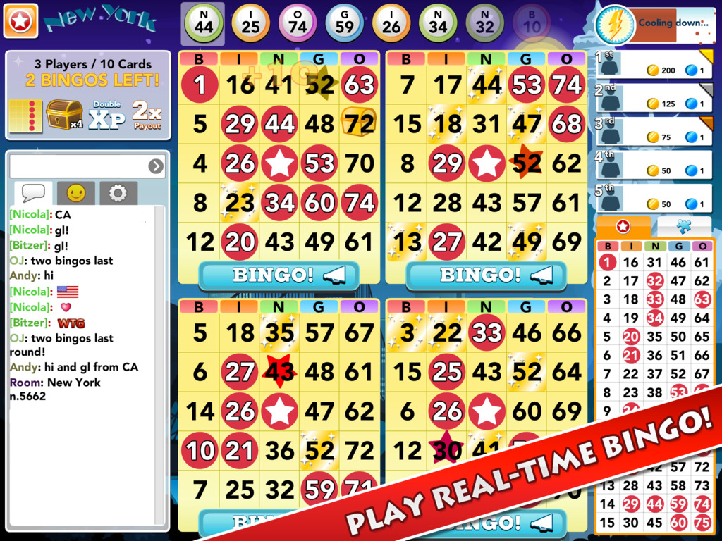 Kostenlos Roulette Bingo Wonga